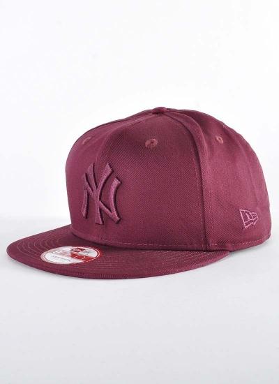 New Era  NY Snapback Brg