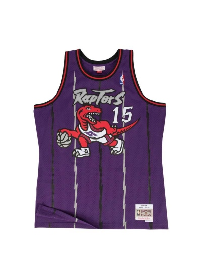 Mitchell & Ness  Swingman Jersey Raptors Carter Prp