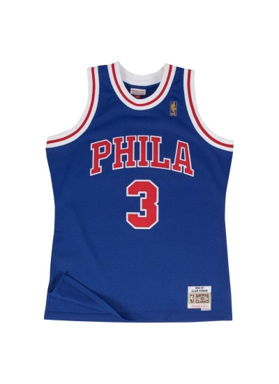 Mitchell & Ness  Swingman Jersey Sixers Iverson Roy