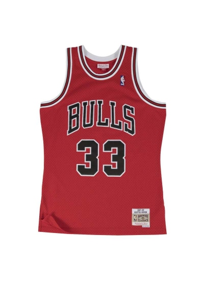 Mitchell & Ness  Swingman Jersey Bulls Pippen