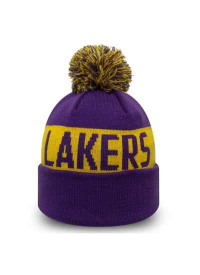 New Era  Team Tonal Knit Lakers