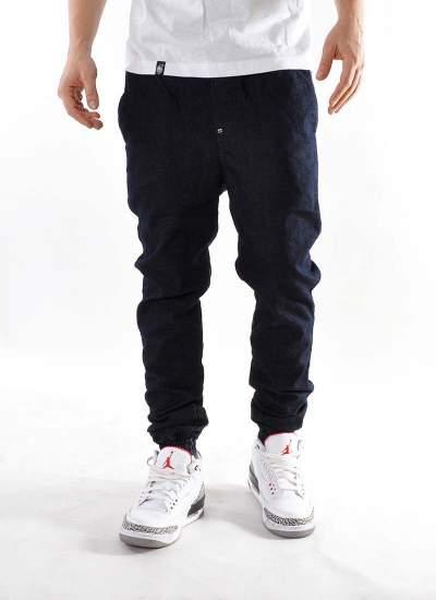 Moro Sport  Gym Paris Jogger Jeans Drk