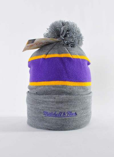 Mitchell & Ness  Team Tone Knit Lakers