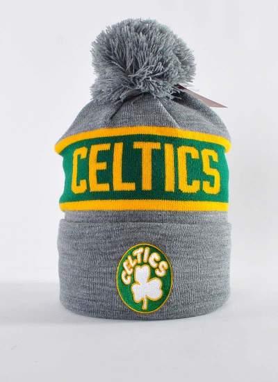 Mitchell & Ness  Team Tone Knit Celtics