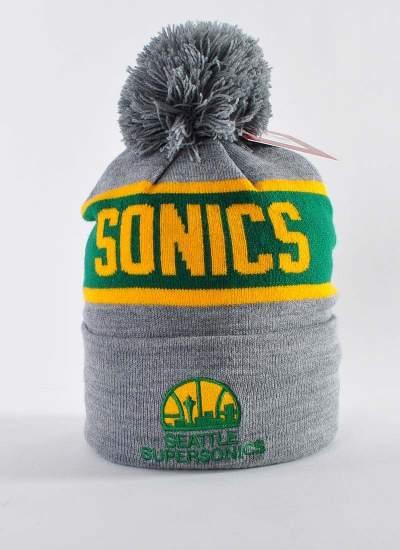Mitchell & Ness  Team Tone Knit Sonics