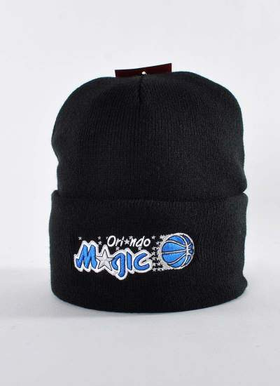 Mitchell & Ness  Team Logo Knit Magic