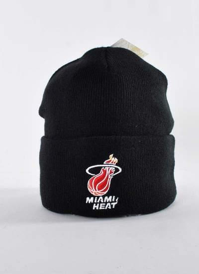 Mitchell & Ness  Team Logo Knit Heat