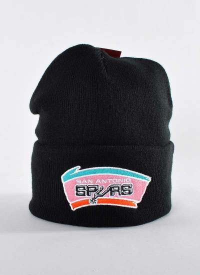 Mitchell & Ness  Team Logo Knit Spurs
