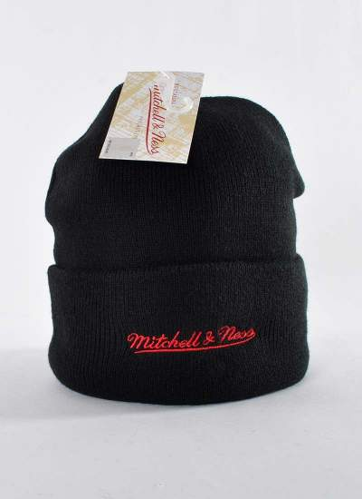 Mitchell & Ness  Team Logo Knit Grizzlies