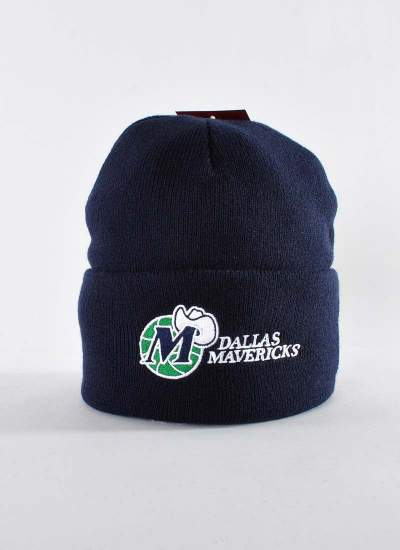 Mitchell & Ness  Team Logo Knit Maverics