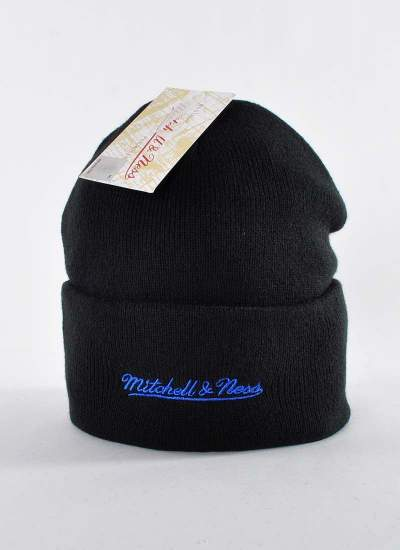 Mitchell & Ness  Team Logo Knit Timberwolves
