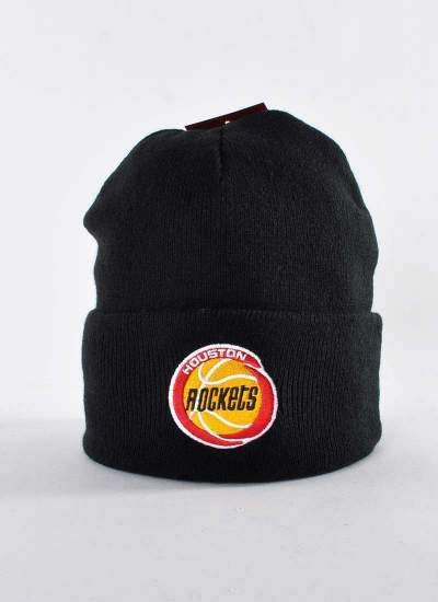 Mitchell & Ness  Team Logo Knit Rockets