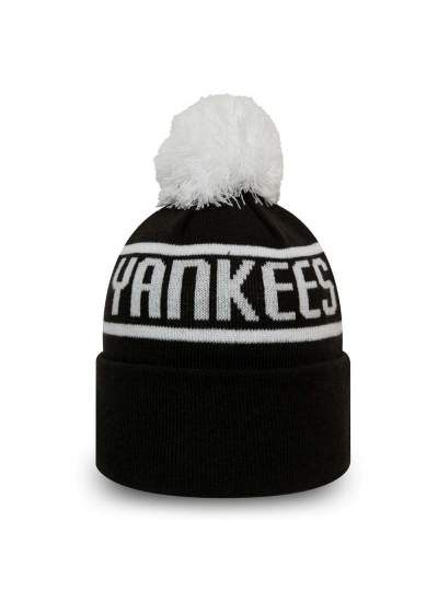 New Era  Bobble Knit Yankees