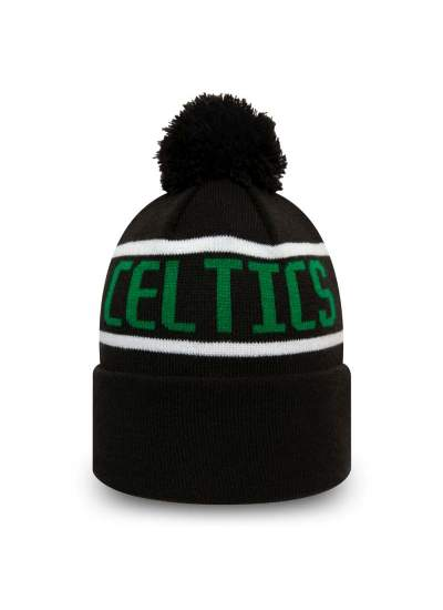 New Era  Bobble Knit Celtics
