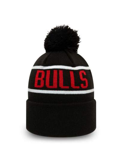 New Era  Bobble Knit Bulls