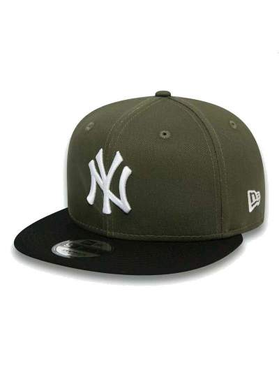 New Era  Block NY Snapback Olv