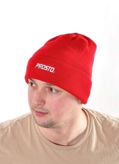 Prosto.  Claz Knit Red