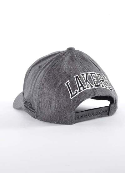 Mitchell & Ness  Eazy 110 Lakers szara