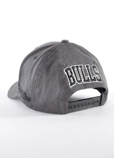 Mitchell & Ness  Eazy 110 Bulls szara
