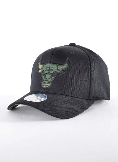 Mitchell & Ness  Camo Logo 110 Bulls