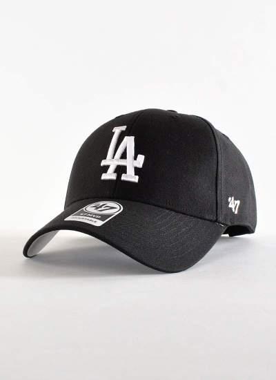 47 Brand  MVP Dodgers BW