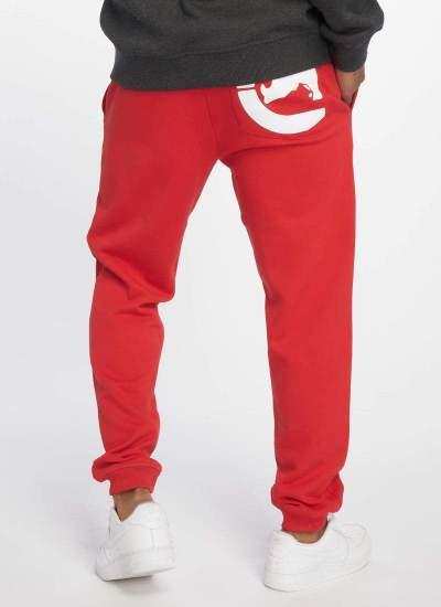 Ecko Unltd.  2Face Pants czerwone