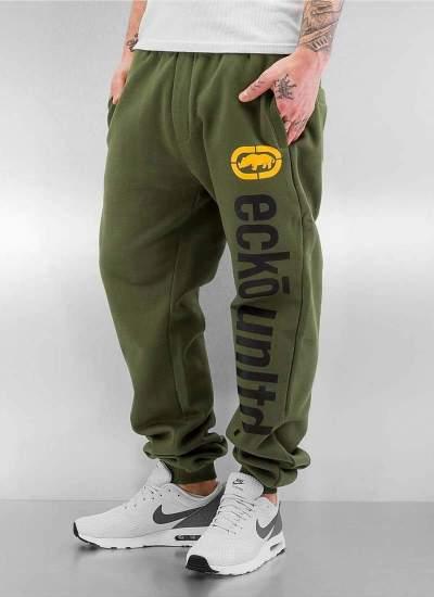 Ecko Unltd.  2Face Pants zielone