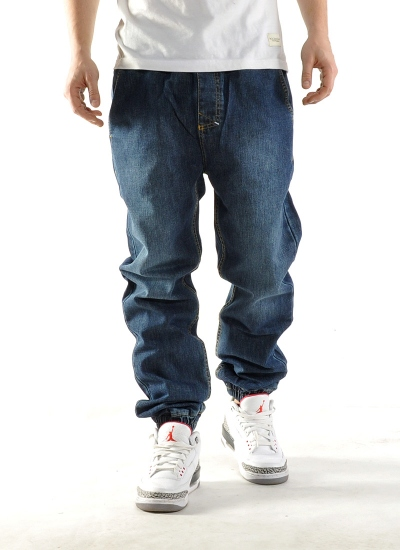 Mass Denim  Signature Jogger Drk