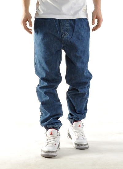 Mass Denim  Signature Jogger Mid