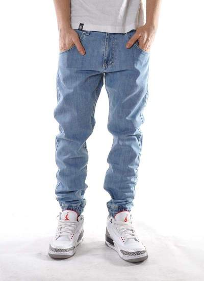 Mass Denim  Base Jogger Jeans Jasne