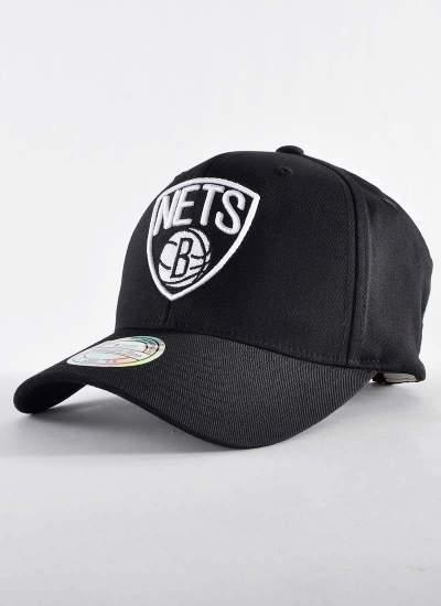 Mitchell & Ness  BW Logo 110 Nets