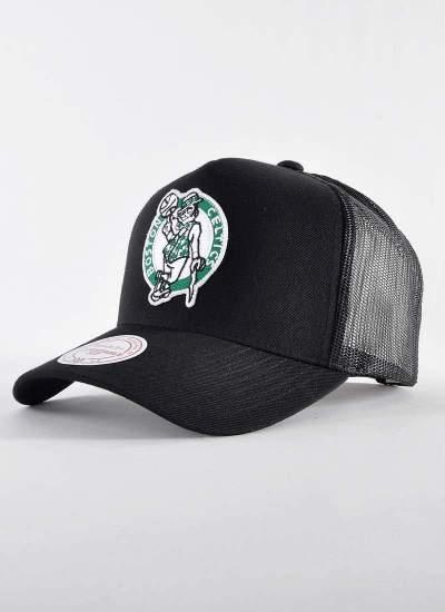 Mitchell & Ness  Classic Trucker Celtics