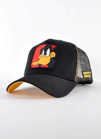Capslab  LOONEY TUNES DAFFY DUCK Trucker