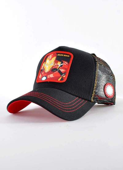 Capslab  MARVEL IRON MAN Trucker