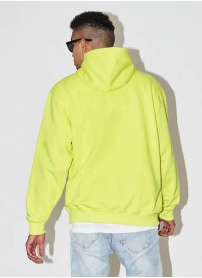Lucky Dice  Basic Dice Hoodie Neon