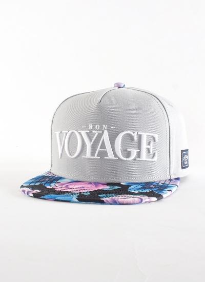 Cayler & Sons  Voyage Snapback Gre