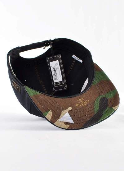 Cayler & Sons  2Pac Rollin Snapback