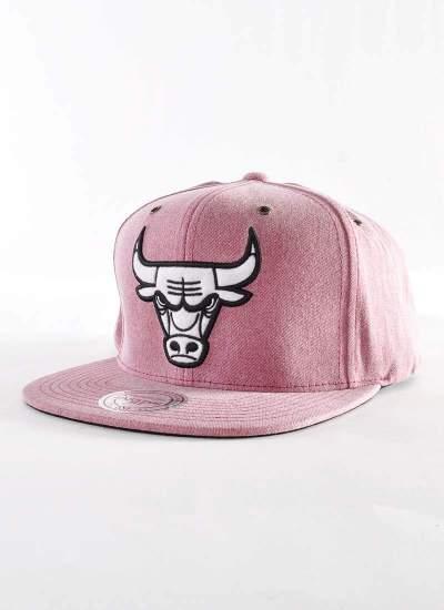 Mitchell & Ness  Pastel Snapback Bulls