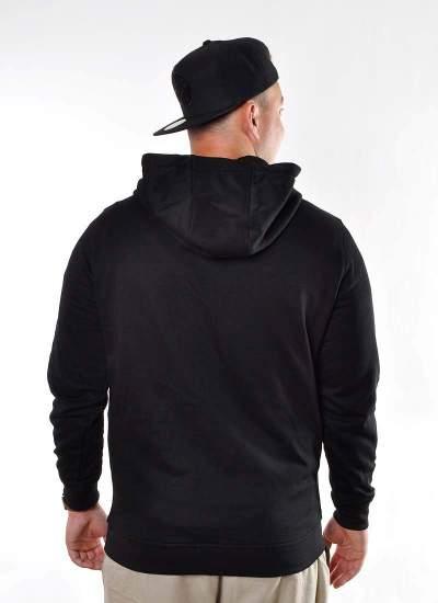 Wu-Wear  Black Logo Hoody czarna