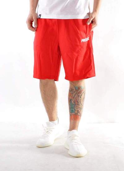 Prosto  Normal Shorts Red
