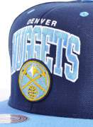 Mitchell & Ness  Arch Snapback Nuggets