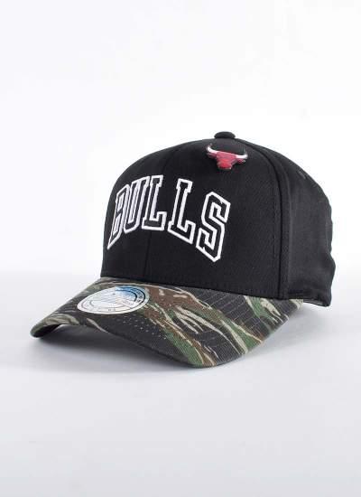 Mitchell & Ness  Tiger Camo Bulls