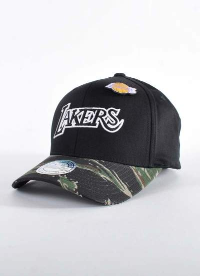 Mitchell & Ness  Tiger Camo Lakers