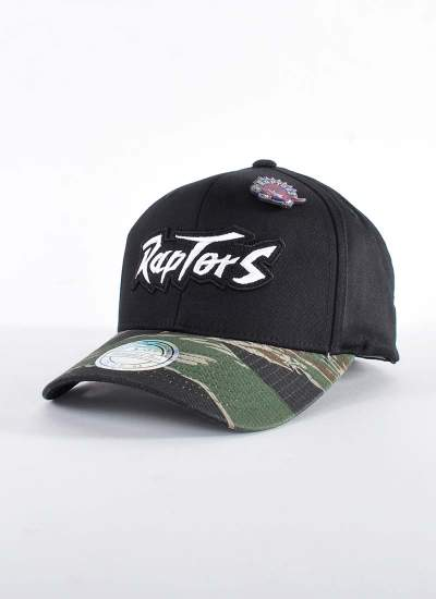 Mitchell & Ness  Tiger Camo Raptors