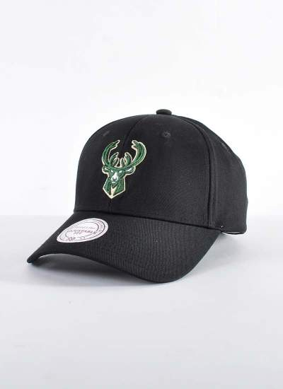 Mitchell & Ness  Team Low Pro Bucks
