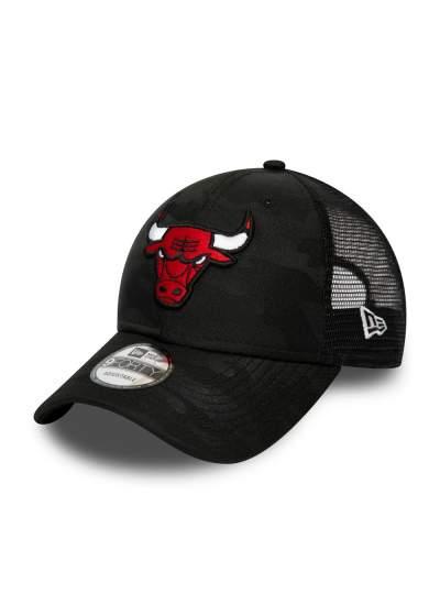 New Era  9Forty Camo Trucker Bulls