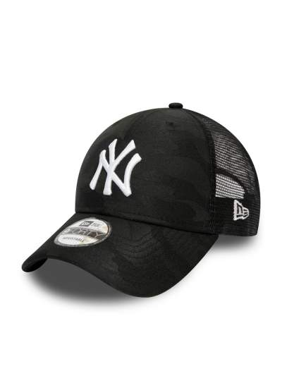 New Era  9Forty Camo Trucker Yankees