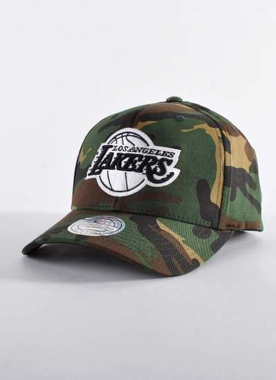 Mitchell & Ness  BW Logo Lakers moro