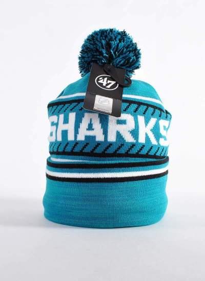 47 Brand  Ice Cap Pom Sharks