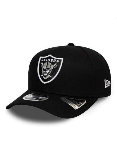 New Era  9Fifty Stretch Raiders Snapback